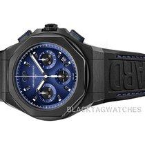 Girard Perregaux Titanium Automatic Blue No numerals 44mm new Laureato