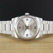 Rolex Oyster Perpetual 34 Stahl 34mm Silber Deutschland, Prüm