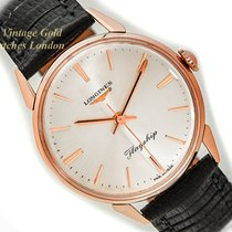 Longines Flagship Or rose 18mm