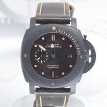 Panerai Special Editions Ceramic 47mm Black No numerals