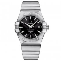 Omega Constellation Ladies new Automatic Watch with original box and original papers 123.10.35.20.01.001