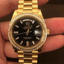 Rolex Day-Date 40 Rolex 228238TBR 2016 usados