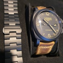 Panerai Luminor 1950 3 Days GMT Automatic PAM 438 2015 pre-owned