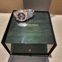 Audemars Piguet Royal Oak Chronograph Steel 41mm Blue No numerals Australia, melbourne