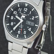 Seiko Steel 41mm Automatic SNZG13K1 new