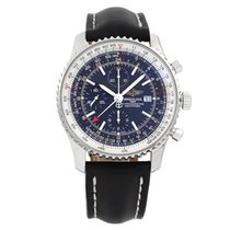 Breitling Navitimer GMT Steel 45mm Black No numerals United States of America, Arizona, SCOTTSDALE