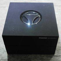 Momo Design vintage big watch box black