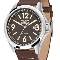 Sector R3251180009 - 180 - Time Only - Man - 54,7x48,5 mm