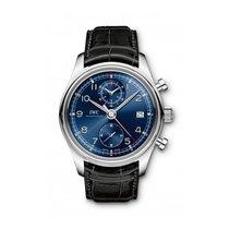 IWC Portuguese Classic Chronograph Laureus