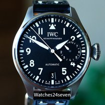 IWC Big Pilot Automatic 7 Day Power Reserve 46mm, Ref. 5009-12
