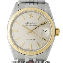 Rolex Air King Date Gold/Steel 34mm Silver United States of America, New York, New York