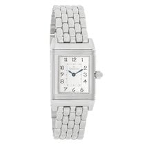 Jaeger-LeCoultre Reverso Duetto Diamond Mechanical Watch 266.8.11