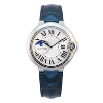 Cartier Steel 37mm Automatic WSBB0020 new