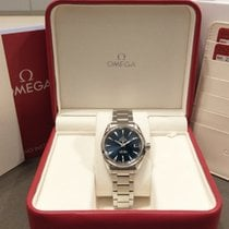 歐米茄 Seamaster Aqua Terra (Blue Dial James Bond 007 Skyfall model)
