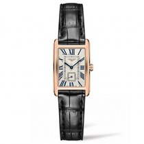 Longines DolceVita Rose gold 20.5mm Silver Roman numerals United States of America, New York, New York