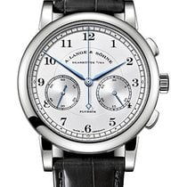 A. Lange & Söhne White gold Automatic Silver 39.5mm new 1815