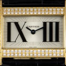 Cartier Tank Divan Yellow gold 31mm Silver Roman numerals United Kingdom, London