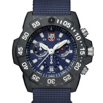 Luminox XS.3583.ND LUMINOX SEA SERIES Navy Seal Chrono Nero Blu nowość