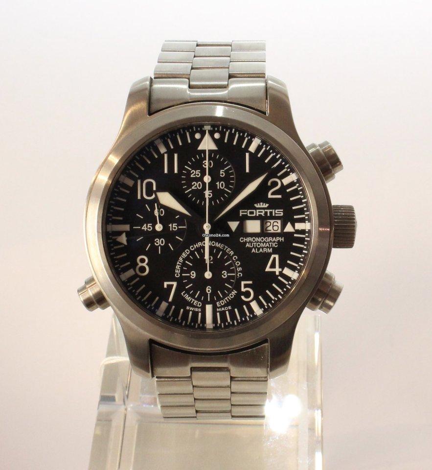 dfee156ceb6 Koupě hodinek Fortis