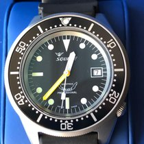 Squale 42mm Automatic 2017 pre-owned Black