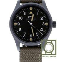 IWC Pilot Mark Titanium 39mm Black Arabic numerals