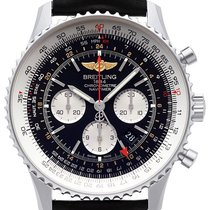 Breitling Navitimer GMT AB044121/BD24/441X/A20BA.1 pre-owned