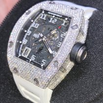 Richard Mille RM 010 Gold/Steel 48mm Transparent Arabic numerals United States of America, Florida, Miami