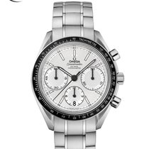 Omega Speedmaster Racing Steel 40mm Silver United States of America, New York, NY