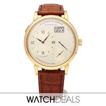 A. Lange & Söhne Grand Lange 1 Yellow gold 41mm White Roman numerals