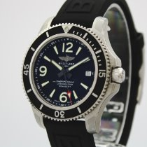Breitling Superocean 42 Steel 42mm Black Arabic numerals