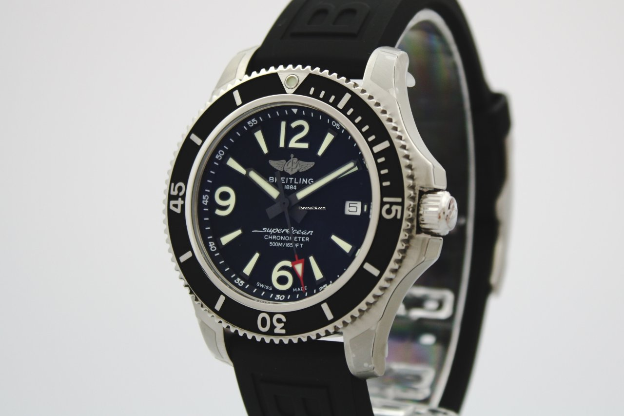 Breitling Superocean 42 A17366021B1S1 2021 new
