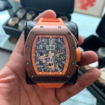 "Richard Mille RM 011 RICHARD MILLE RM 11 FELIPPE MASSA "" BRONZE ORANGE "" pre-owned"
