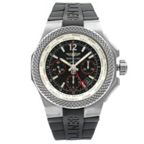 Breitling Bentley GMT Titanium 50mm Black United States of America, New York, New York