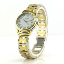 Hermès Damenuhr Arceau Quarz Nur Uhr