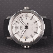 IWC Aquatimer Automatic Steel 42mm Silver No numerals