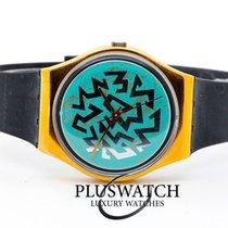 Swatch Plastic 34mm Quartz GX105 new