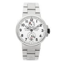 Ulysse Nardin Marine Chronometer Manufacture 1183-126-7M/61 подержанные