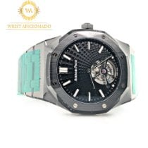 Audemars Piguet Royal Oak Tourbillon Керамика 41mm Чёрный