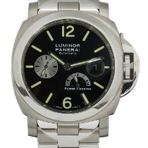 Panerai Luminor Power Reserve Titanium 44mm Black United Kingdom, London