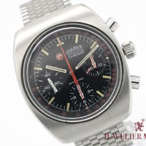 Roamer Acero 38mm Cuerda manual Stingray usados