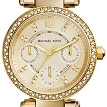 Michael Kors Steel 33mm Quartz new