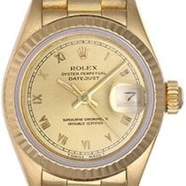 Rolex Lady-Datejust 26mm Champagne Romain