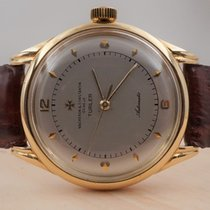 Vacheron Constantin Yellow gold 35mm Automatic pre-owned