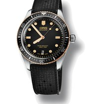 Oris Divers Sixty Five 01 733 7707 4354-07 4 20 18 new