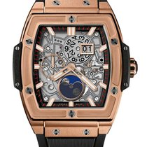 Hublot Rose gold 42mm Automatic 647.OX.1138.RX new