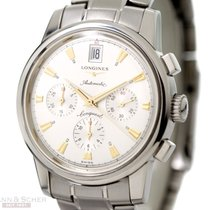 Longines Conquest Automatic Ref-L16414 Stainless Steel Bj-2003