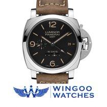 Panerai LUMINOR 1950 10 DAYS GMT AUTOMATIC ACCIAIO - 44MM Ref....