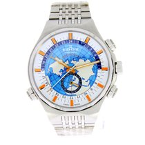 依度 (Edox) Geoscope Automatic 130th Anniversary limited Edition...