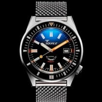 Squale Matic 60 ATM Black