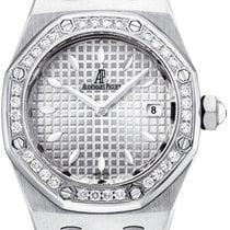 Audemars Piguet Royal Oak Stainless Steel Lady Diamonds